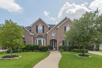 Katy Single Family Home For Sale: 7718 Courtney Manor Lane