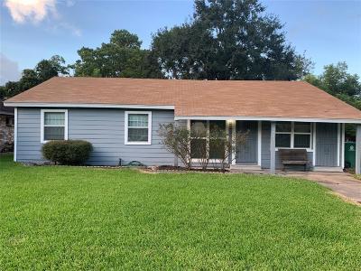 Single Family Home For Sale: 3721 Darden Street