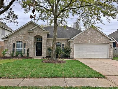 Katy Single Family Home For Sale: 20315 Memorial Pass Drive