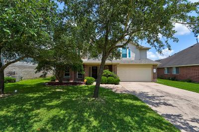 Pearland Single Family Home For Sale: 5817 Vineyard Hill Drive