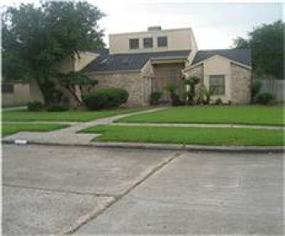 Houston Single Family Home For Sale: 10702 Sandy Shoals