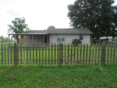 Liberty Single Family Home For Sale: 136 County Road 2001