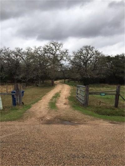Columbus Farm & Ranch For Sale: 1205 Jerrell Coffee Road
