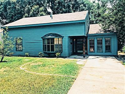 Houston Single Family Home For Sale: 3814 Cosby Street