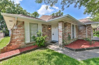 Houston Single Family Home For Sale: 3606 Bluerock Street