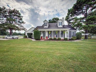 Cypress Single Family Home For Sale: 18601 Cypress Rosehill Road