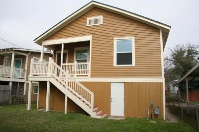 Galveston Rental For Rent: 3712 Avenue N