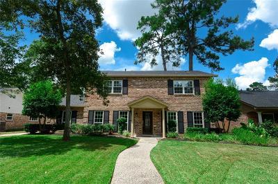 Houston Single Family Home For Sale: 14506 Bramblewood Drive