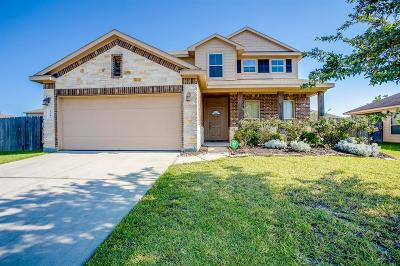 Tomball Single Family Home For Sale: 25243 Saddlebrook Ranch Drive