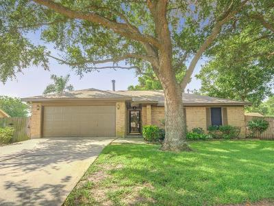 Pasadena Single Family Home For Sale: 5910 Butterfly Circle