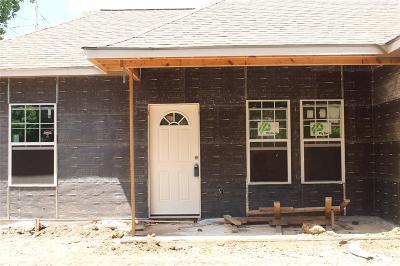 Single Family Home For Sale: 8103 Talton Street