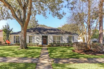 Houston Single Family Home For Sale: 10810 Atwell Drive