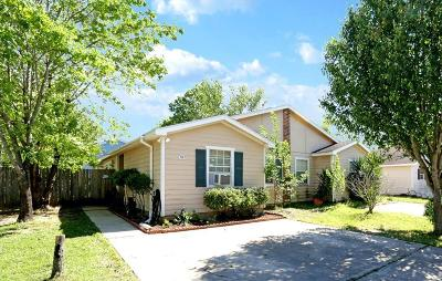 Tomball Single Family Home For Sale: 307 Willowick Street