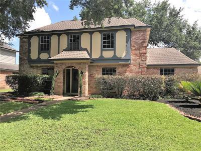 Katy Single Family Home For Sale: 20318 Hampshire Rocks Drive
