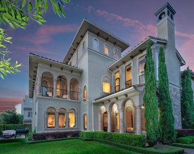Houston Single Family Home For Sale: 5434 Navarro Street