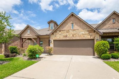Katy TX Condo/Townhouse For Sale: $255,000