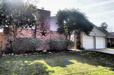 Humble TX Single Family Home For Sale: $160,500