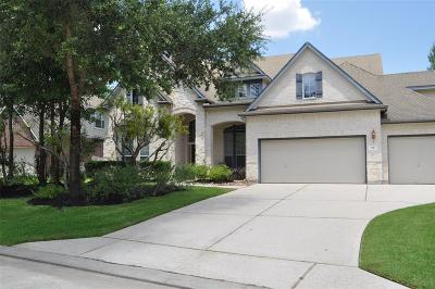 The Woodlands Single Family Home For Sale: 18 Kerouac Court
