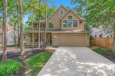 The Woodlands Single Family Home For Sale: 34 Tender Violet Place