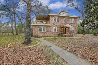 Conroe Single Family Home For Sale: 11168 Darby Loop