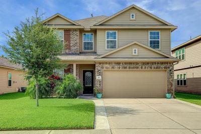 La Marque Single Family Home For Sale: 330 Apache Field Lane