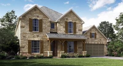 Rosenberg Single Family Home For Sale: 2023 Hampton Breeze Lane