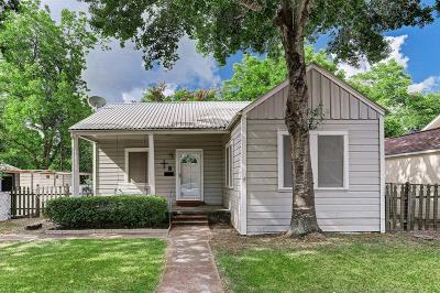 Weimar Single Family Home For Sale: 105 W Converse Street