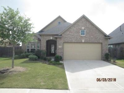 Sugar Land Single Family Home For Sale: 6739 Miller Shadow Lane