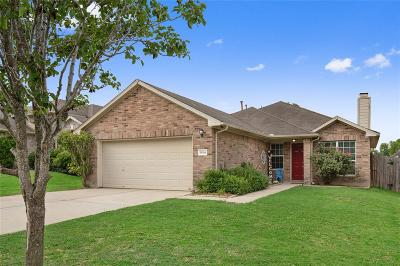 Single Family Home For Sale: 18466 Sunrise Pines Drive