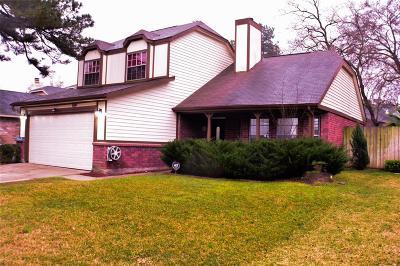 Houston Single Family Home For Sale: 10507 Appleridge Drive Drive