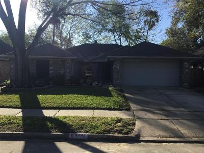 Friendswood Single Family Home For Sale: 4731 Wynnview Drive