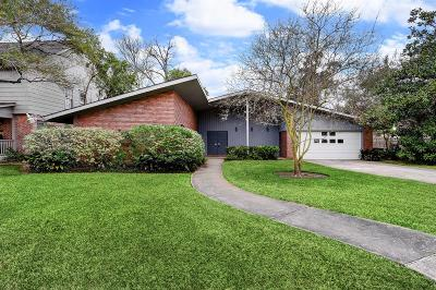 Houston Single Family Home For Sale: 2527 Glen Haven