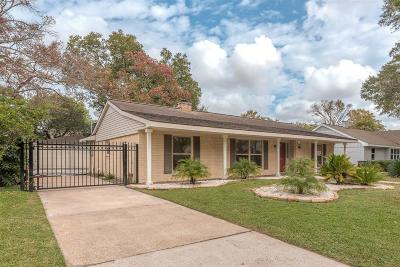 Houston Single Family Home For Sale: 6026 McKnight Street