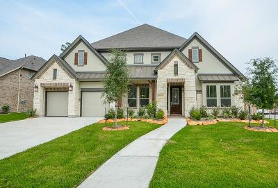 Kingwood Single Family Home For Sale: 5802 Majestic Harbor Lane