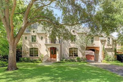 Bellaire Single Family Home For Sale: 4536 Magnolia Street