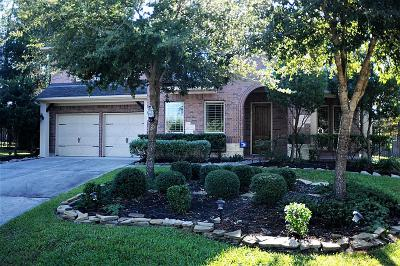 The Woodlands Single Family Home For Sale: 2 Blue Wildflower Place