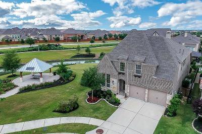 Cypress Single Family Home For Sale: 17934 Olde Oaks Estate Court
