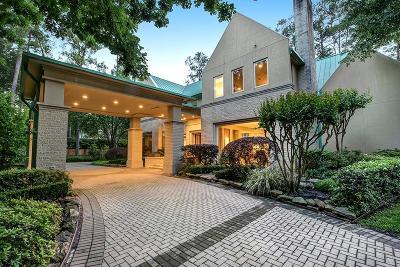 Houston Single Family Home For Sale: 123 Hickory Ridge Drive