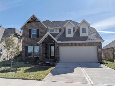 Missouri City Single Family Home For Sale: 3707 Venosa Court