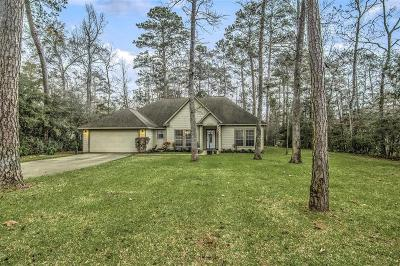 Magnolia Single Family Home For Sale: 22818 Meadowsweet Drive