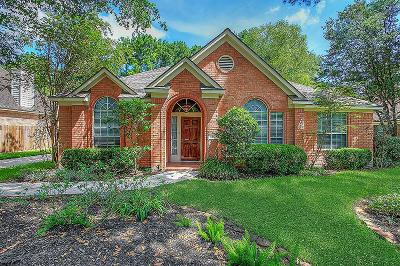 The Woodlands Single Family Home For Sale: 30 S Old Cedar Circle