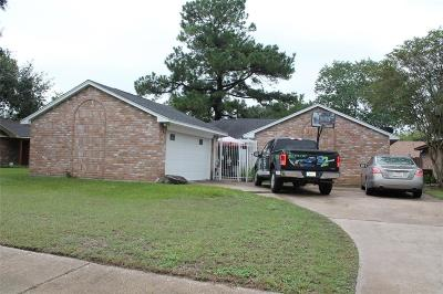 Cypress TX Single Family Home For Sale: $173,500