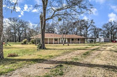 Waller Single Family Home For Sale: 1011 Bowler Road