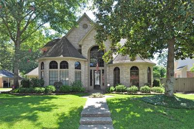 Houston Single Family Home For Sale: 1818 Quiet Country Court