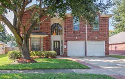 Katy Single Family Home For Sale: 18615 Dennington Drive