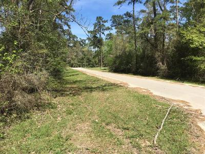 Humble Residential Lots & Land For Sale: 3498 Silverline Drive