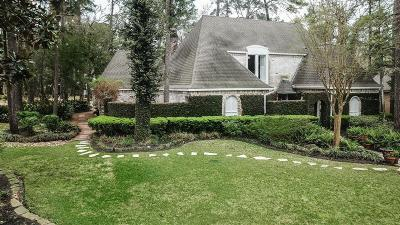 The Woodlands Single Family Home For Sale: 2917 Crossvine Circle