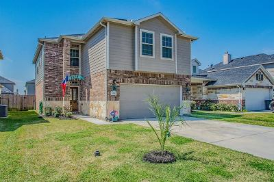 Bacliff Single Family Home For Sale: 5110 Bay Lane