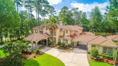Single Family Home For Sale: 6 Majestic Falls Drive