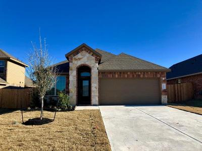 Porter Single Family Home For Sale: 22023 Pheasant Bend